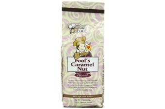 (Caramel Nut) - The Coffee Fool Fool's Whole Bean, Caramel Nut, 350ml