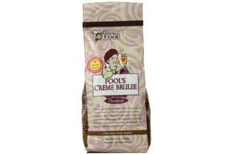 (Creme Brulee) - The Coffee Fool Fool's Whole Bean, Creme Brulee, 350ml