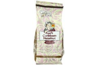 (Caribbean Hazelnut) - The Coffee Fool Fool's Whole Bean, Caribbean Hazelnut, 350ml