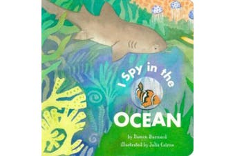 I Spy in the Ocean [Board Book]