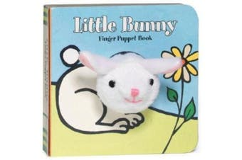 Little Bunny Finger Puppet Book [With Finger Puppet] [Board Book]