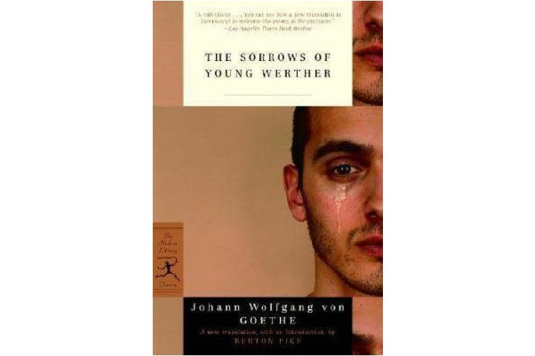Sorrows of Young Werther (Modern Library)