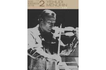 Bruno Monsaingeon Edition: Volume 2 - Yehudi Menuhin [Region 2]