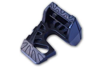 (1, Black) - Wedge-It - The Ultimate Door Stop - Black