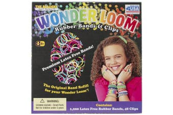 Wonder Loom Refill Kit