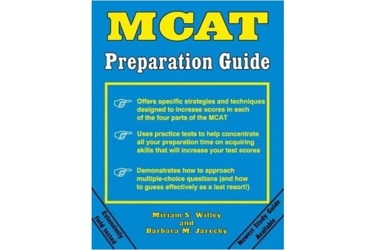 MCAT Preparation Guide-Pa