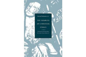 The Sources of Christian Ethics: Tranlated from the Third Edition