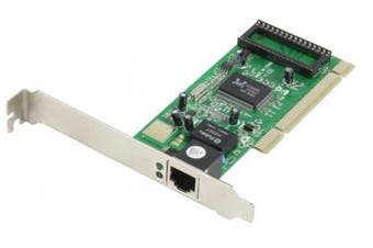 Konig 10/100/1000 Mbps PCI Ethernet Network Interface Card