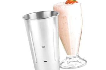 Stainless Steel Malt Cup 890ml by bar@drinkstuff | Milkshake Cup, Smoothie Cup, Mixing Tin