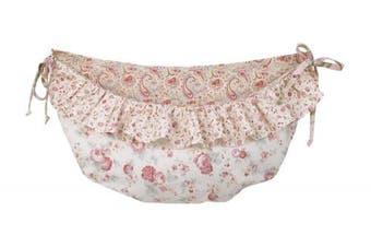 Cotton Tale Designs Toy Bag, Tea Party