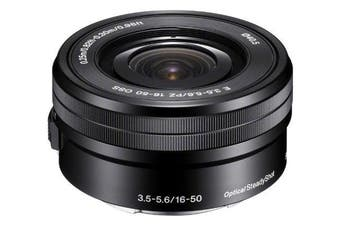 Sony SELP1650 Alpha NEX Series Power Zoom Lens 16-50mm F3.5-5.6 OSS