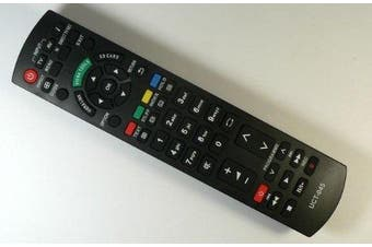 Universal remote control UCT-045 for Panasonic N2QAYB000490 N2QAYB000353 N2QAYB000048 N2QAYB000487