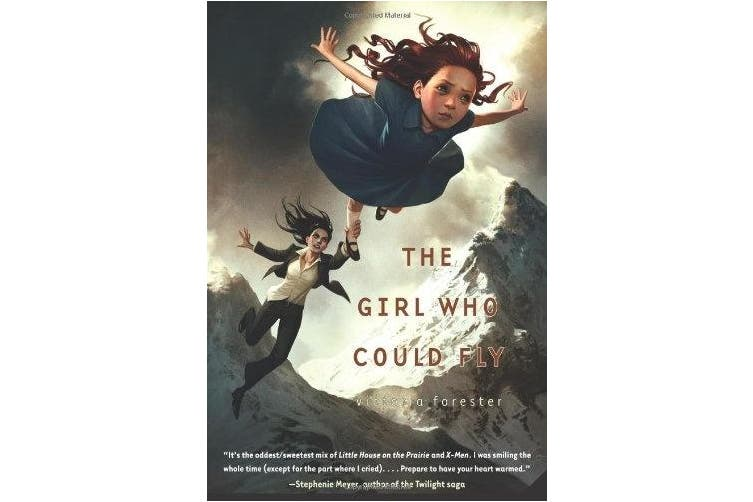 The Girl Who Could Fly (Piper McCloud)