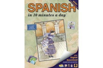 Spanish in 10 Minutes a Day: New Digital Download