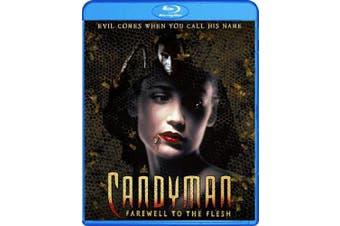Candyman 2 - Farewell to the Flesh (region 1) [Blu-ray]