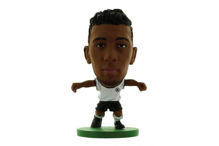 SoccerStarz Germany International Figurine Blister Pack Featuring Jerome Boateng Home Kit