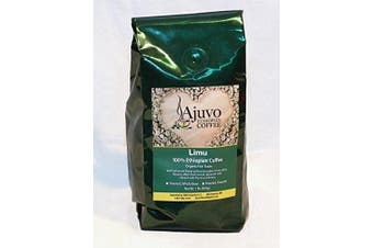 (0.5kg. Ground) - Ethiopian Limu Coffee - Roasted, Whole Bean and Ground (0.5kg. Ground)