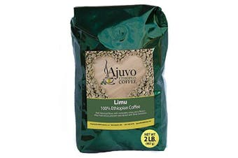(0.9kg. Ground) - Ethiopian Limu Coffee - Roasted, Whole Bean and Ground (0.9kg. Ground)