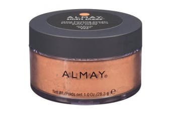 (Medium) - Almay Smart Shade Loose Finishing Powder, 300 Medium, 30ml