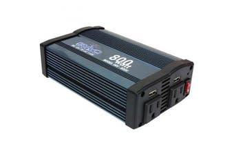 Bravo View INV-800U ? 800-Watt Power Inverter with Dual USB Charging