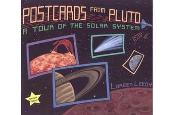 Postcards from Pluto: A Tour of the Solar System