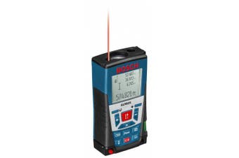Bosch GLR825 Laser Distance Measurer, 250m, Blue