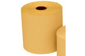 (11cm  x 20 yd) - 3M 02698 Stikit Gold 10cm - 1.3cm x 20 Yard P80A Grit 216U Paper Sheet Roll