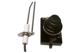 American Fireglass Push Button Spark Ignition Kit
