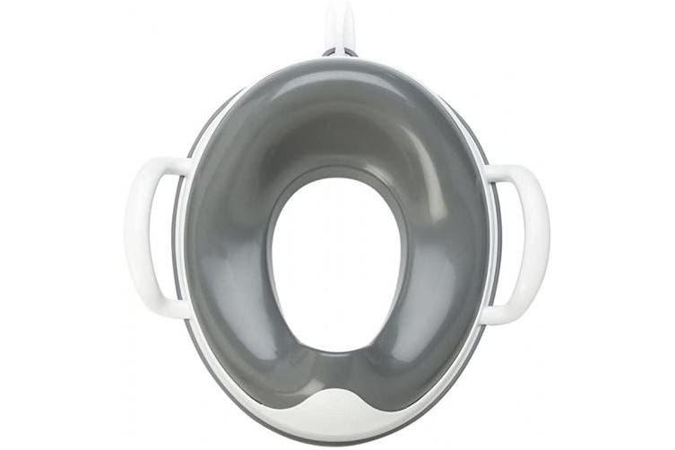 (gumballgreen) - Prince Lionheart weePod Toilet Trainer - Galactic Grey.