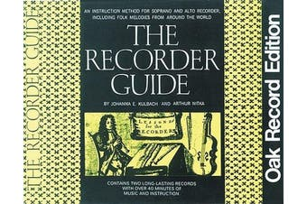 Johanna Kulbach and Arthur Nitka: The Recorder Guide