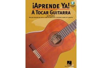 Aprende Ya] A Tocar Guitarra [Spanish]