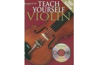 Step One: Teach Yourself Violin [With DVD]
