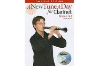 A New Tune a Day for Clarinet: Books 1 & 2 (New Tune a Day (Unnumbered))