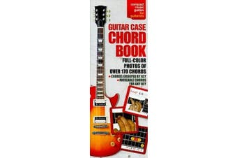 The Guitar Case Chord Book in Full Color: Compact Reference Library