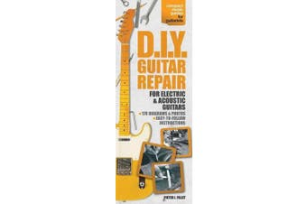 D.I Y. Guitar Repair (Compact Music Guides for Guitarists)