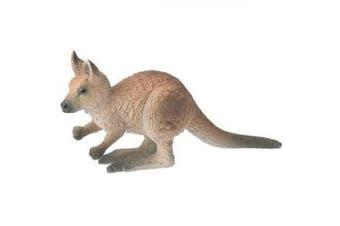 Wild Animals - Young Kangaroo Figurine - 2'' - Bullyland