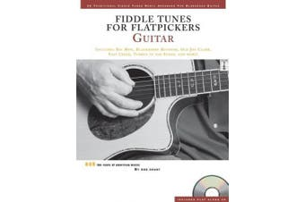Bob Grant: Fiddle Tunes For Flatpickers - Guitar
