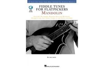 Bob Grant: Fiddle Tunes For Flatpickers - Mandolin