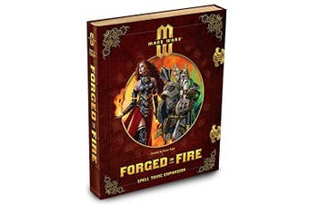 Mage Wars Forged in Fire Game