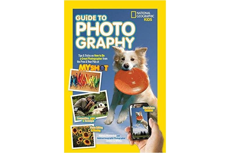 National Geographic Kids Guide to Photography