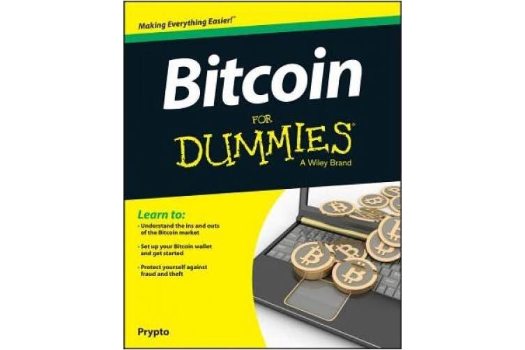 75 bitcoins for dummies spread betting stocks wiki