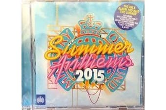 Ministry of Sound Summer Anthems 2015 / Various