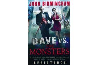 Dave vs. the Monsters: Resistance (David Hooper 2)