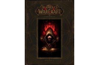 World of Warcraft: Chronicle Volume 1: Chronicle volume 1