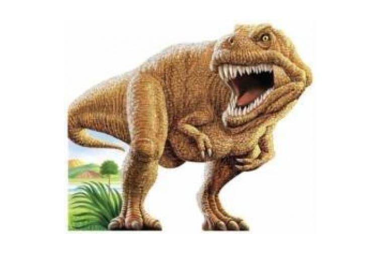 Mini Dinosaurs - T-Rex: T-Rex [Board book]