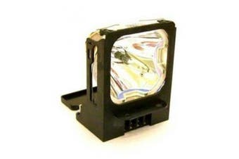 Mitsubishi XL5980 LCD Projector Assembly with High Quality Original Bulb Inside
