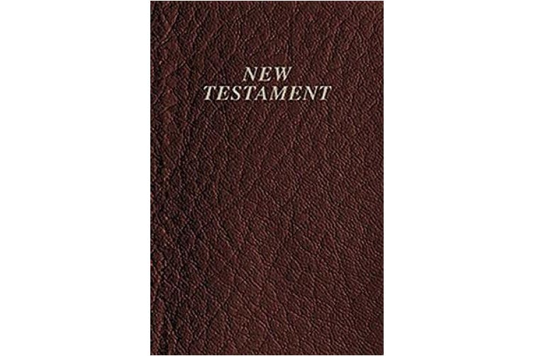 The New Testament of Our Lord and Saviour Jesus Christ: KJV : Red Letter