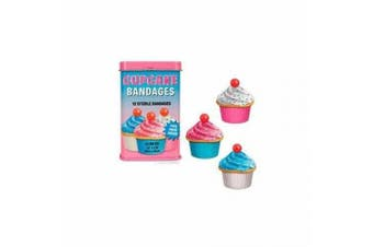 Cupcake Bandages by Accoutrements - 11905