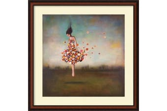 Amanti Art 'Boundlessness in Bloom' by Duy Huynh Framed Art Print