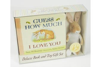 Guess How Much I Love You: Deluxe Book and Toy Gift Set [With Toy Rabbit] [Board Book]